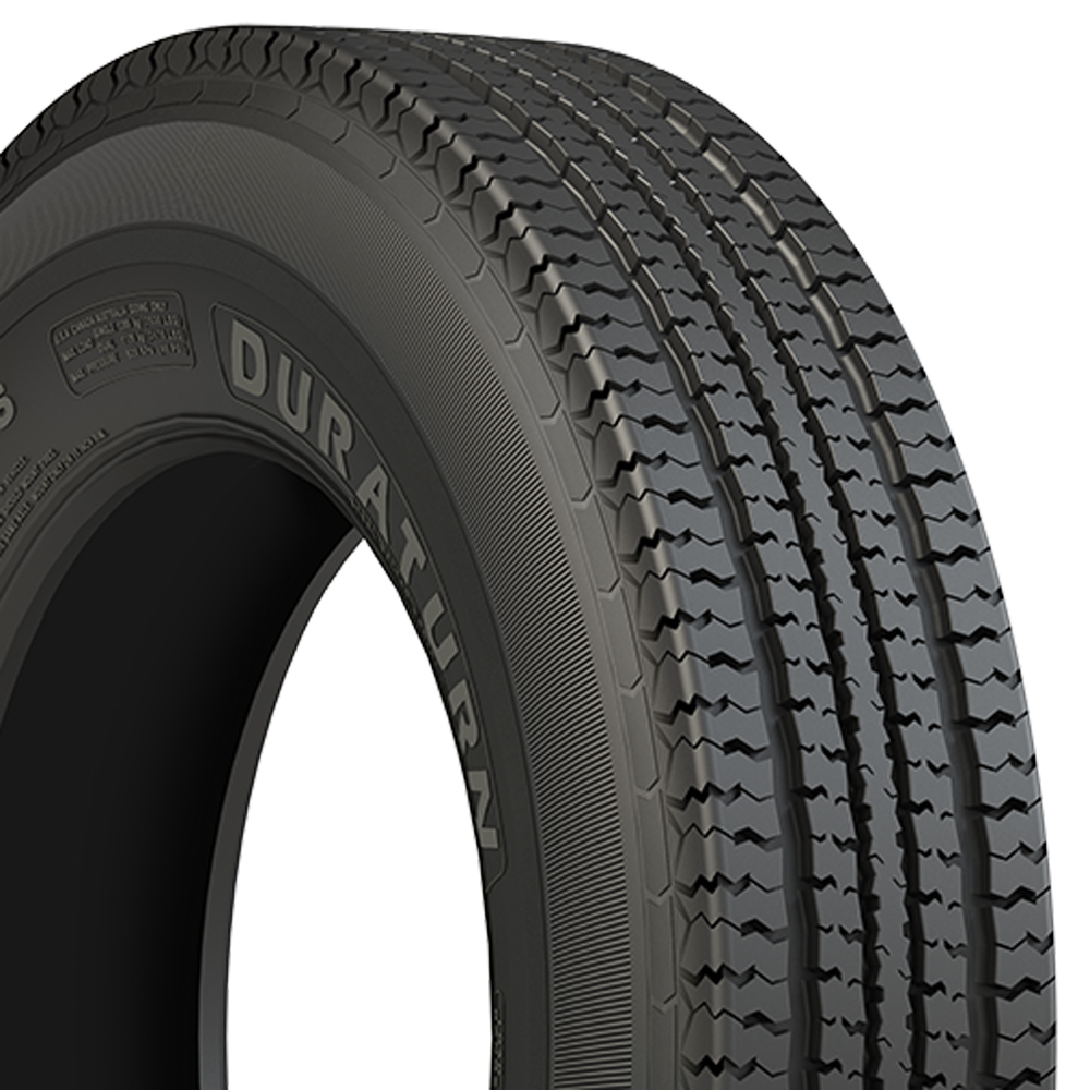 Duraturn Tires ST Radial - ST205/75R14 100/96L 6 Ply