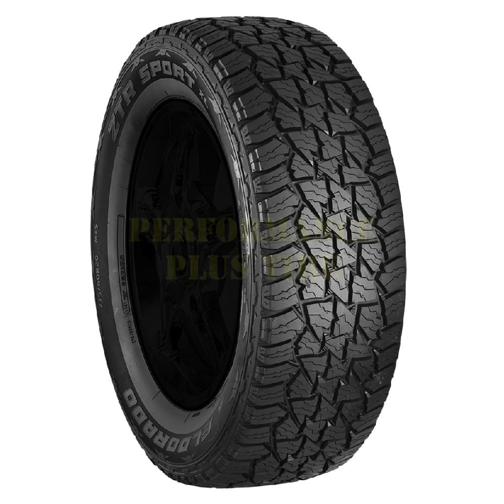 Eldorado Tires ZTR Sport XL Light Truck/SUV All Terrain/Mud Terrain Hybrid Tire
