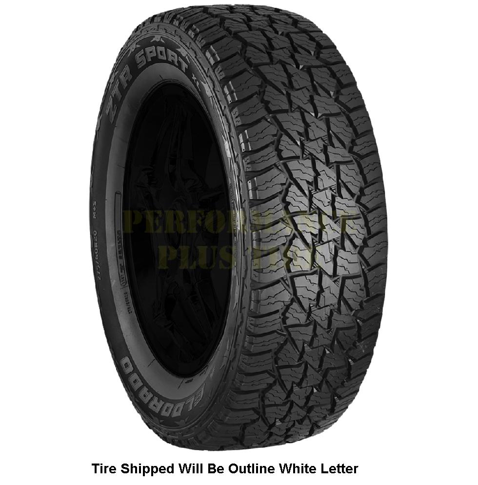 Eldorado Tires ZTR Sport XL Tire