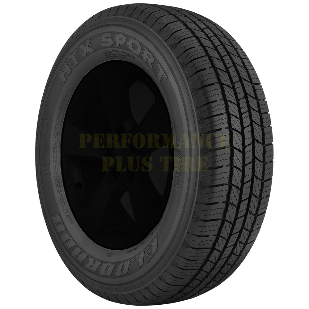 Eldorado Tires HTX Sport Light Truck/SUV Highway All Season Tire