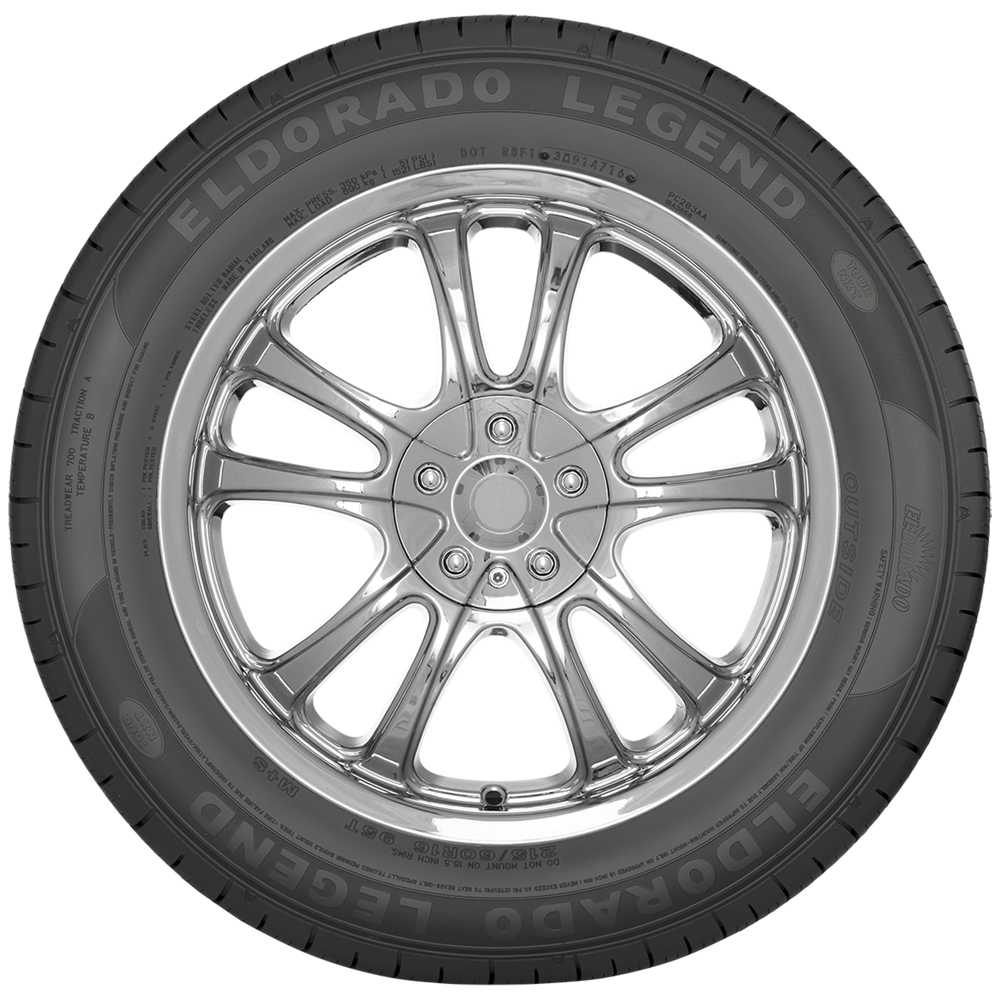 Eldorado Tires Legend Tour NXT