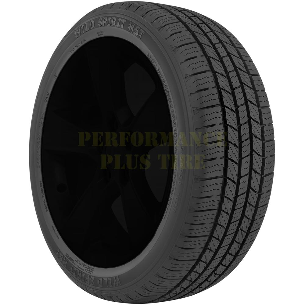 Eldorado Tires Wild Spirit HST Light Truck/SUV Highway All Season Tire