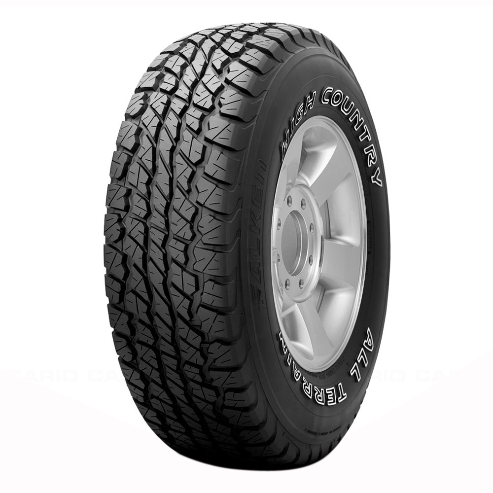 High Country A/T - P265/75R15 112S