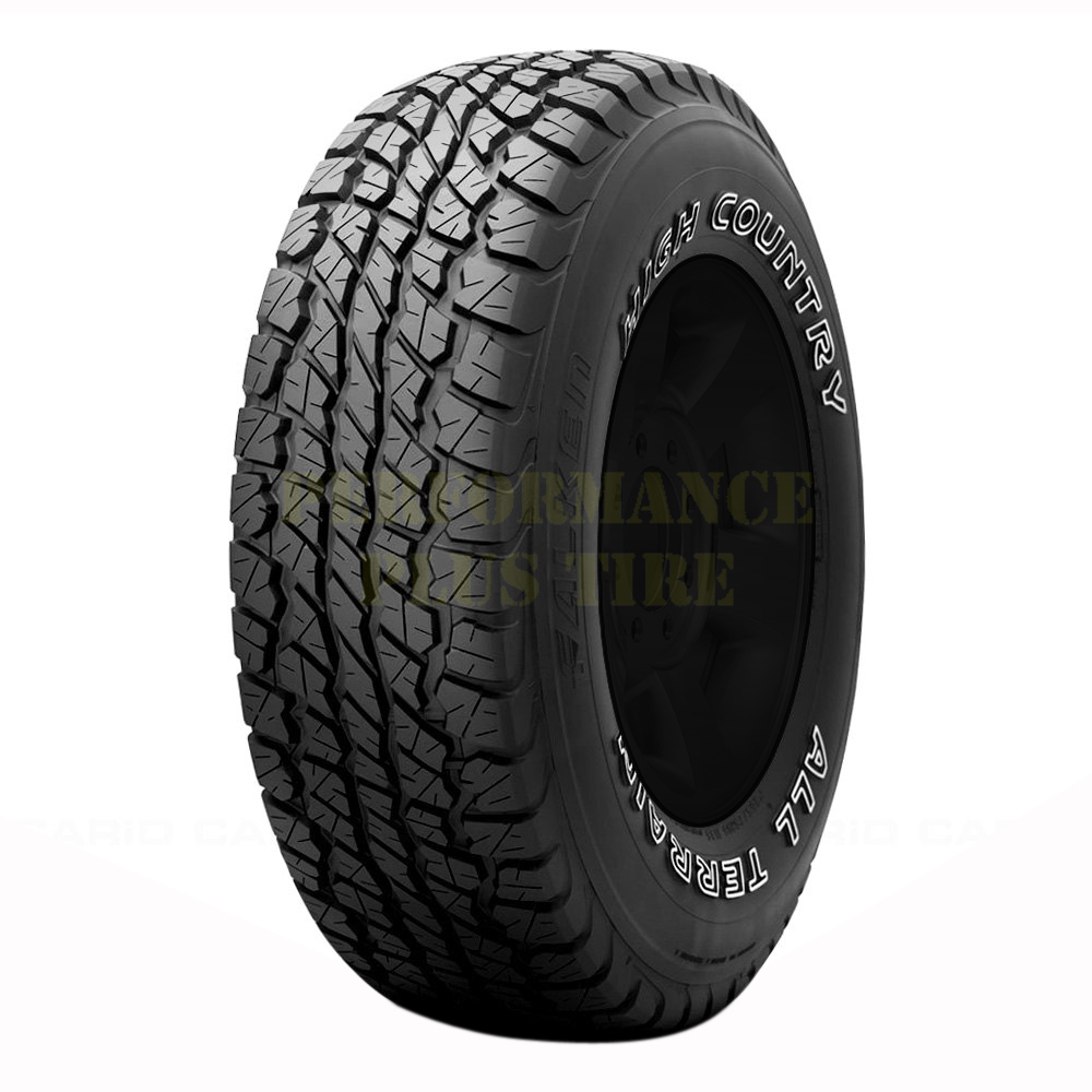 Falken Tires High Country A/T Light Truck/SUV Highway All Season Tire - P265/75R15 112S