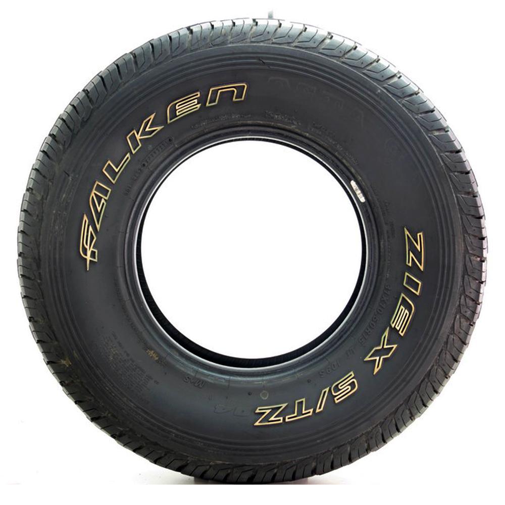 Falken Tires Ziex S/TZ04 Light Truck/SUV Highway All Season Tire - P265/70R15 110S
