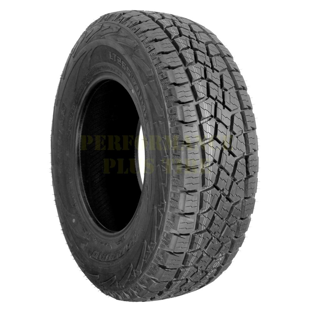 Farroad Tires FRD86 Light Truck/SUV All Terrain/Mud Terrain Hybrid Tire - 31x10.5R15LT 109S 6 Ply