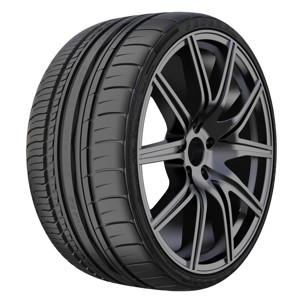 Federal Tires 595 RPM