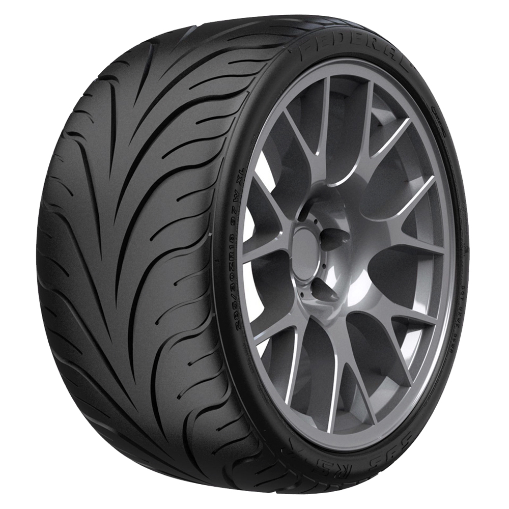 Federal Tires 595 RS-R Passenger Performance Tire - 285/30R18XL 97W