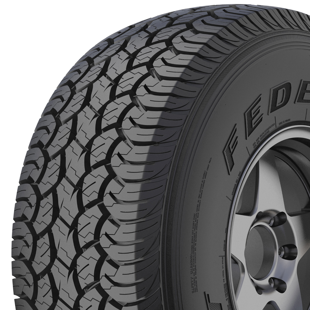Federal Tires Couragia A/T - LT225/70R17 116/114Q 10 Ply