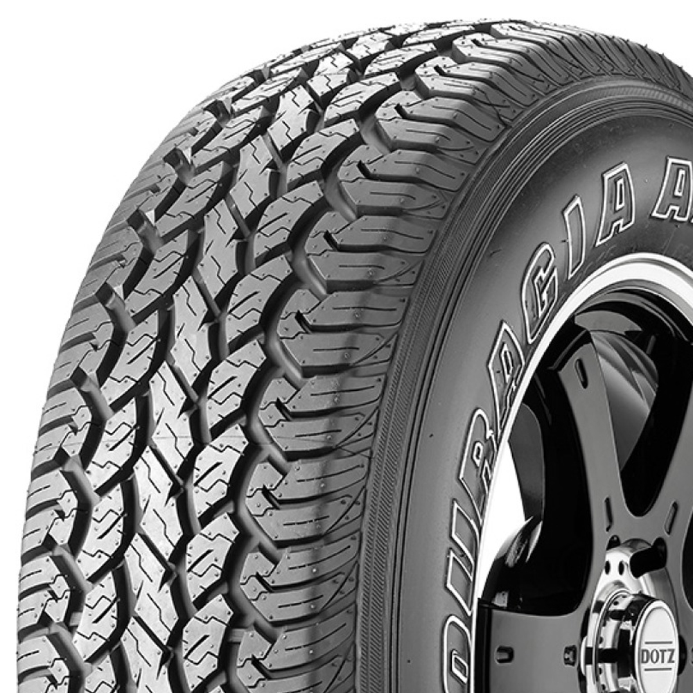 Federal Tires Couragia A/T Passenger All Season Tire - LT215/75R15 100/97Q 6 Ply
