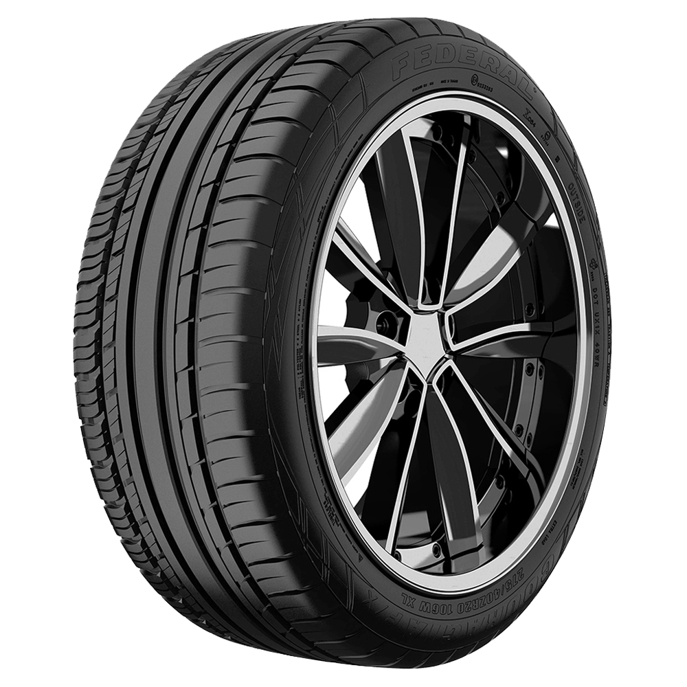 Federal Tires Couragia F/X Passenger Performance Tire - 295/40R21XL 111W