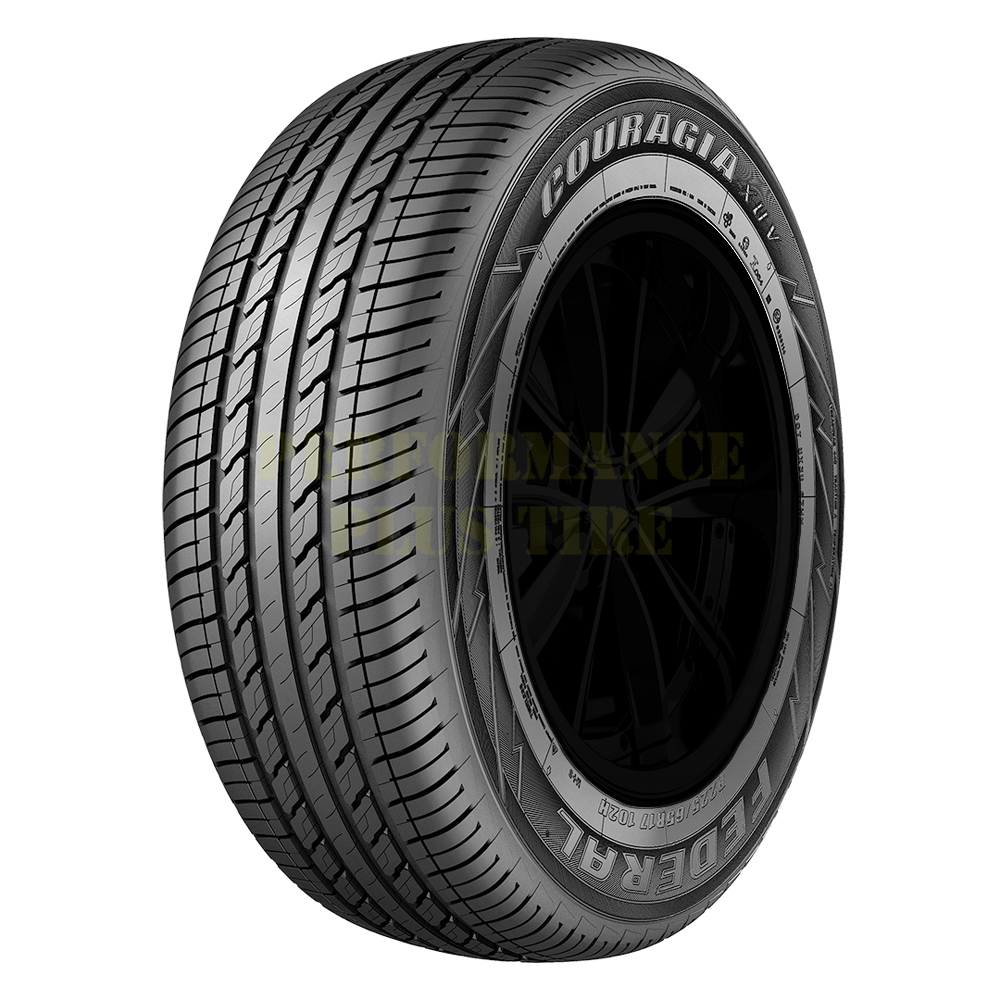 Federal Tires Couragia XUV Passenger All Season Tire - LT205/65R15 108/106T 8 Ply