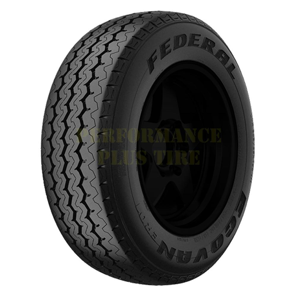 Federal Tires Ecovan ER-01 Light Truck/SUV Highway All Season Tire - 185R14 102/100R 8 Ply