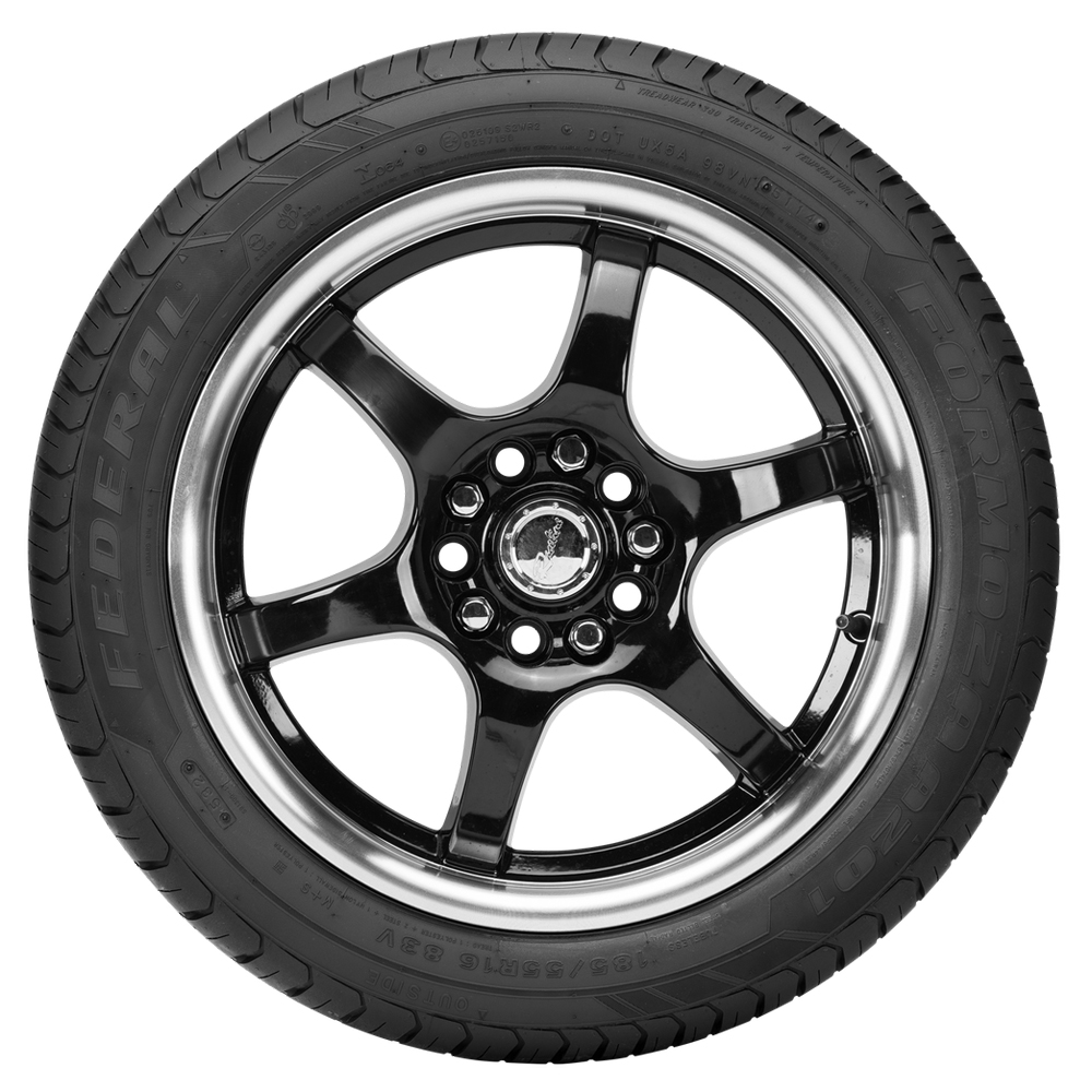 Federal Tires Formoza AZ01 Passenger All Season Tire - P195/60R16 89H