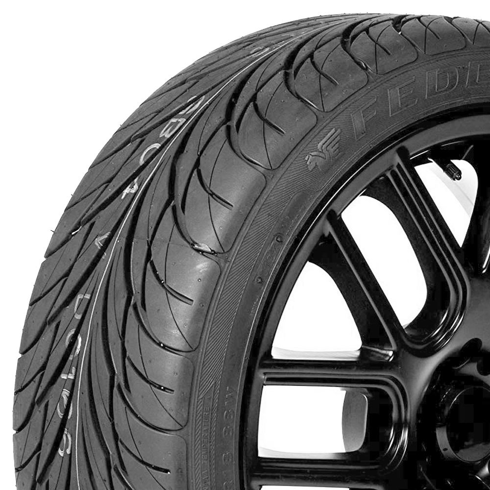 Federal Tires SS-595 Passenger All Season Tire - P255/55R17 102V