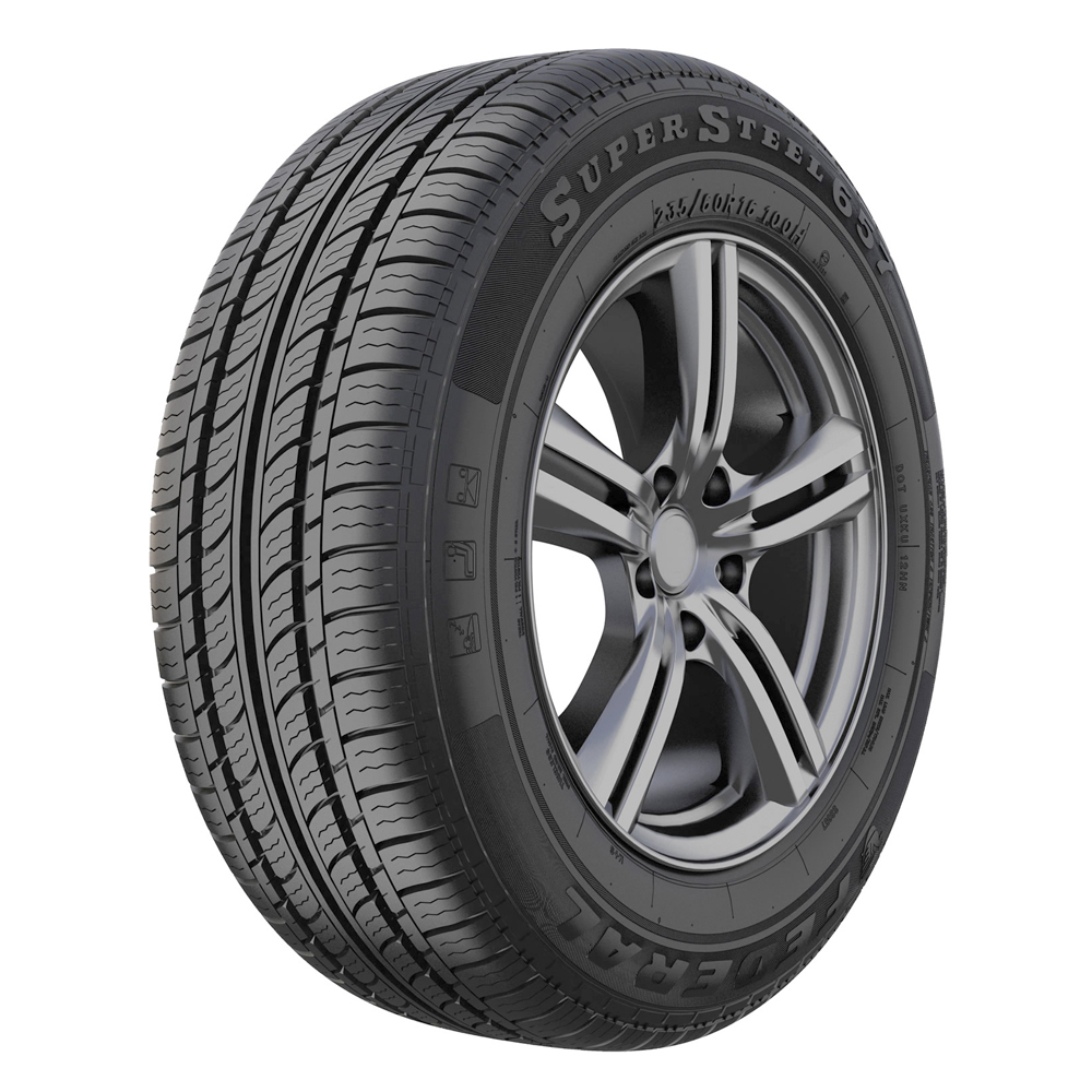 Federal Tires SS-657 Passenger All Season Tire - P225/60R15 96H