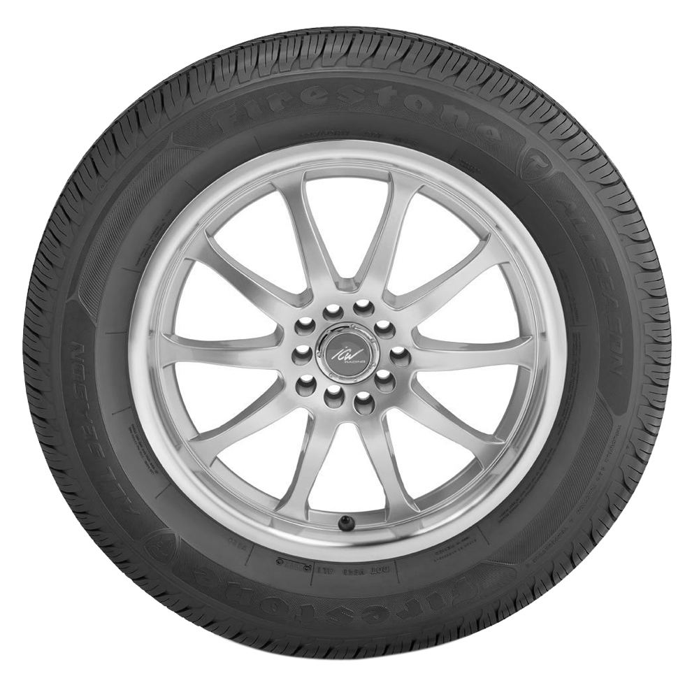 Firestone Tires All Season Passenger All Season Tire - P245/55R18 103T