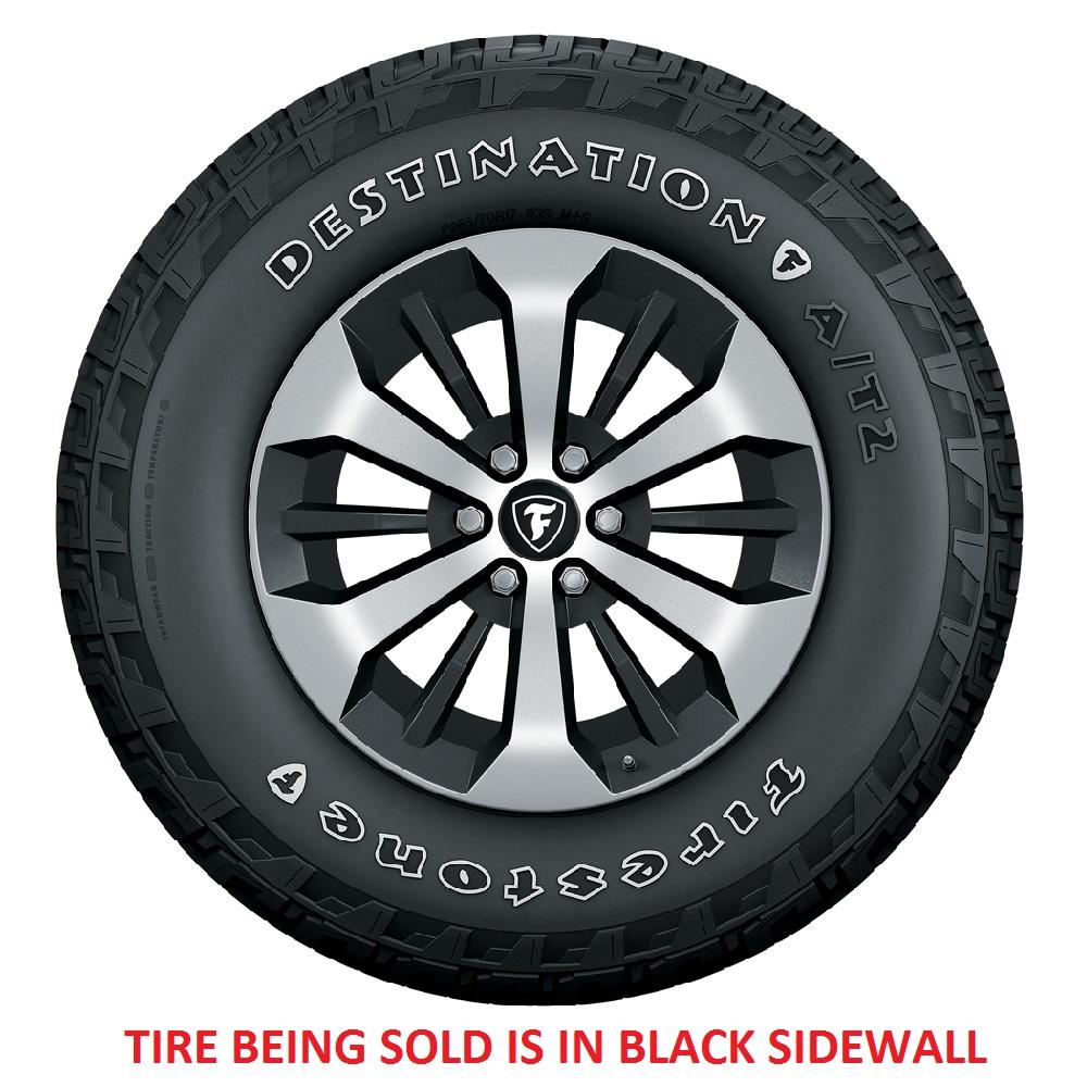 Firestone Tires Destination AT2 Passenger All Season Tire