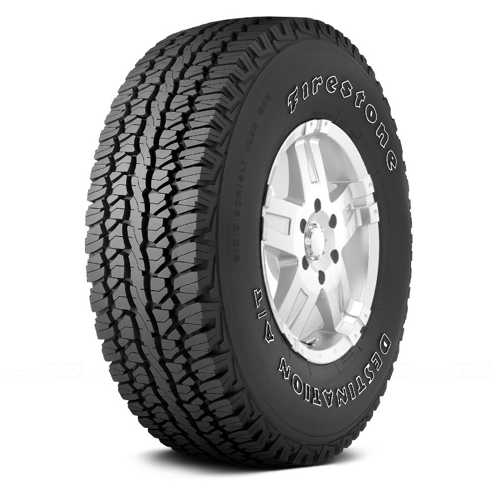 Destination A/T - 30x9.5R15LT 104R 6 Ply
