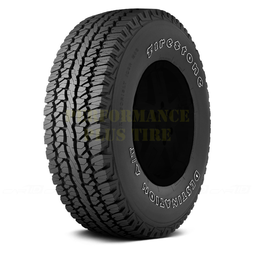 Firestone Tires Destination A/T Passenger All Season Tire - P255/75R17 113S