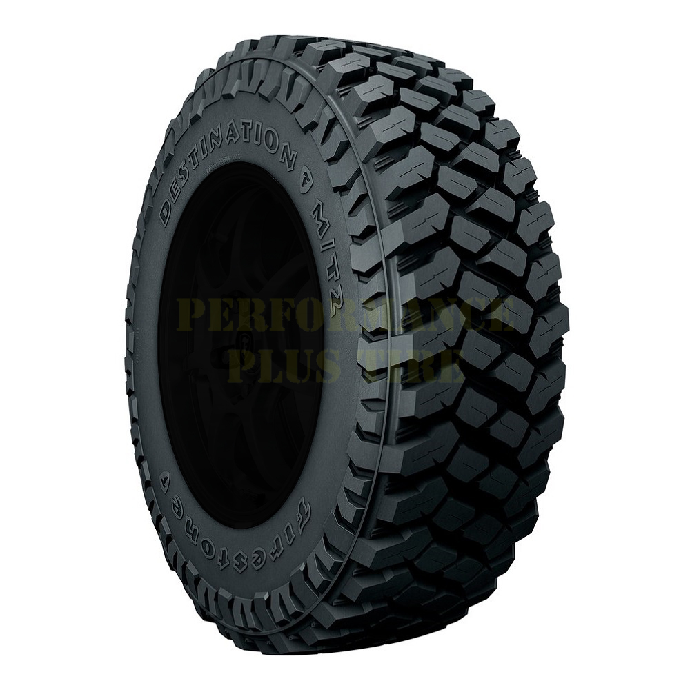 Firestone Tires Destination M/T2 Light Truck/SUV Mud Terrain Tire - 33x12.50R17LT 120Q 10 Ply