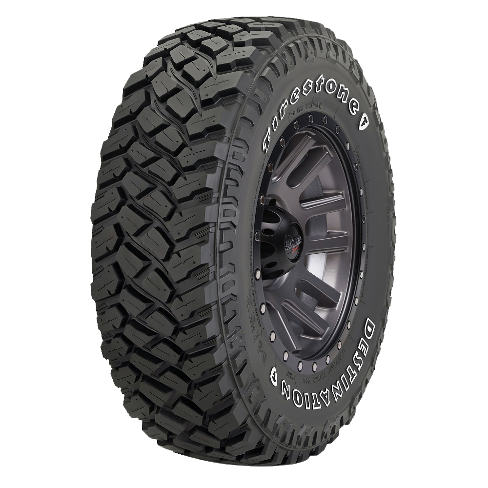 Destination M/T2 - LT255/75R17 111Q 6 Ply