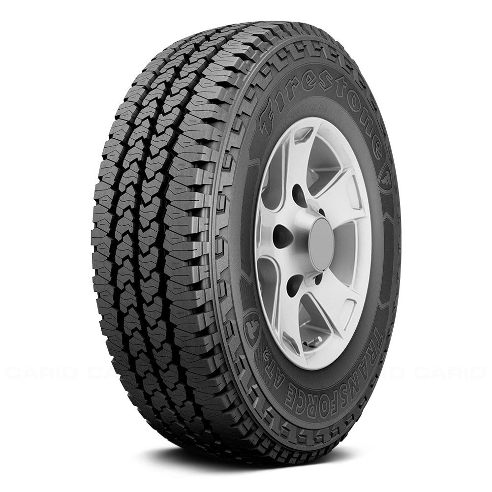 Transforce AT2 - LT225/75R17 116R 10 Ply