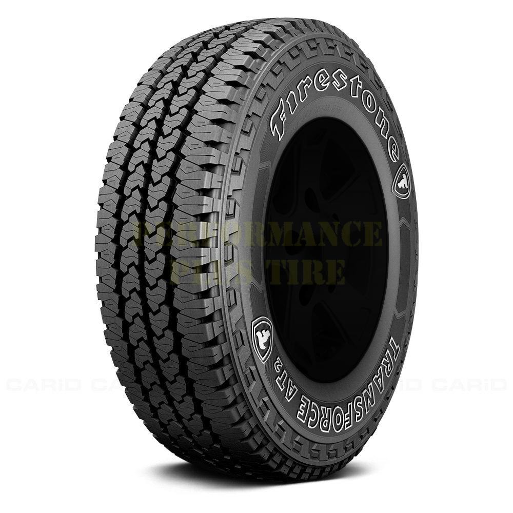 Firestone Tires Transforce AT2 Light Truck/SUV All Terrain/Mud Terrain Hybrid Tire