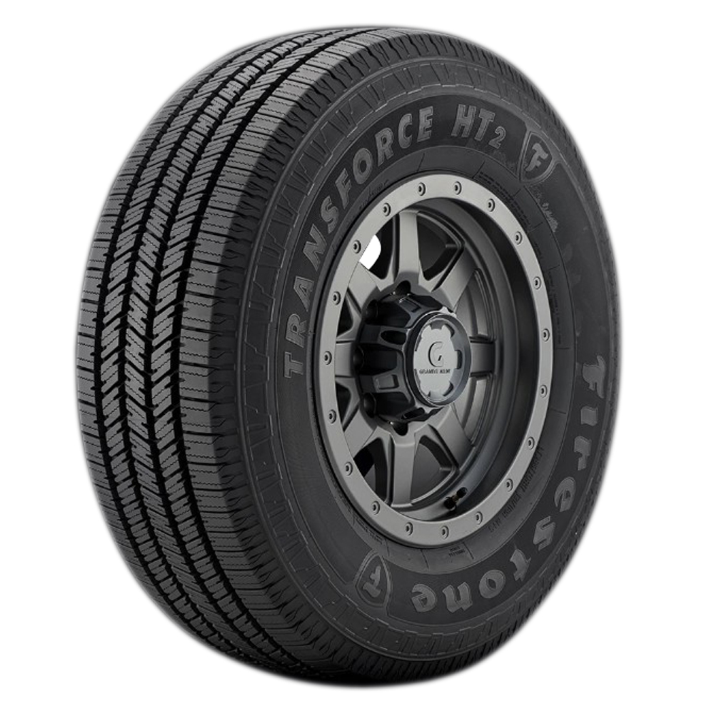 Transforce HT2 - LT225/75R17 116R 10 Ply