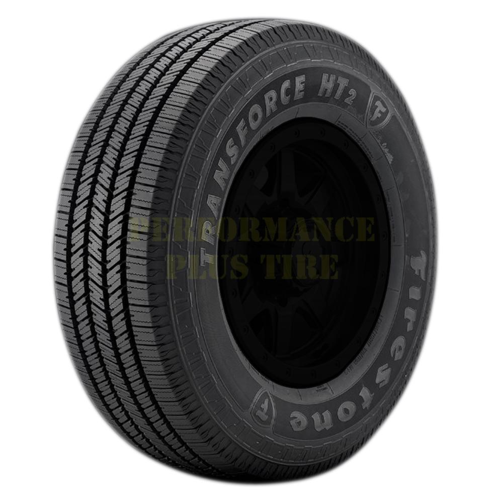 Firestone Tires Transforce HT2 Light Truck/SUV Highway All Season Tire - LT225/75R17 116R 10 Ply