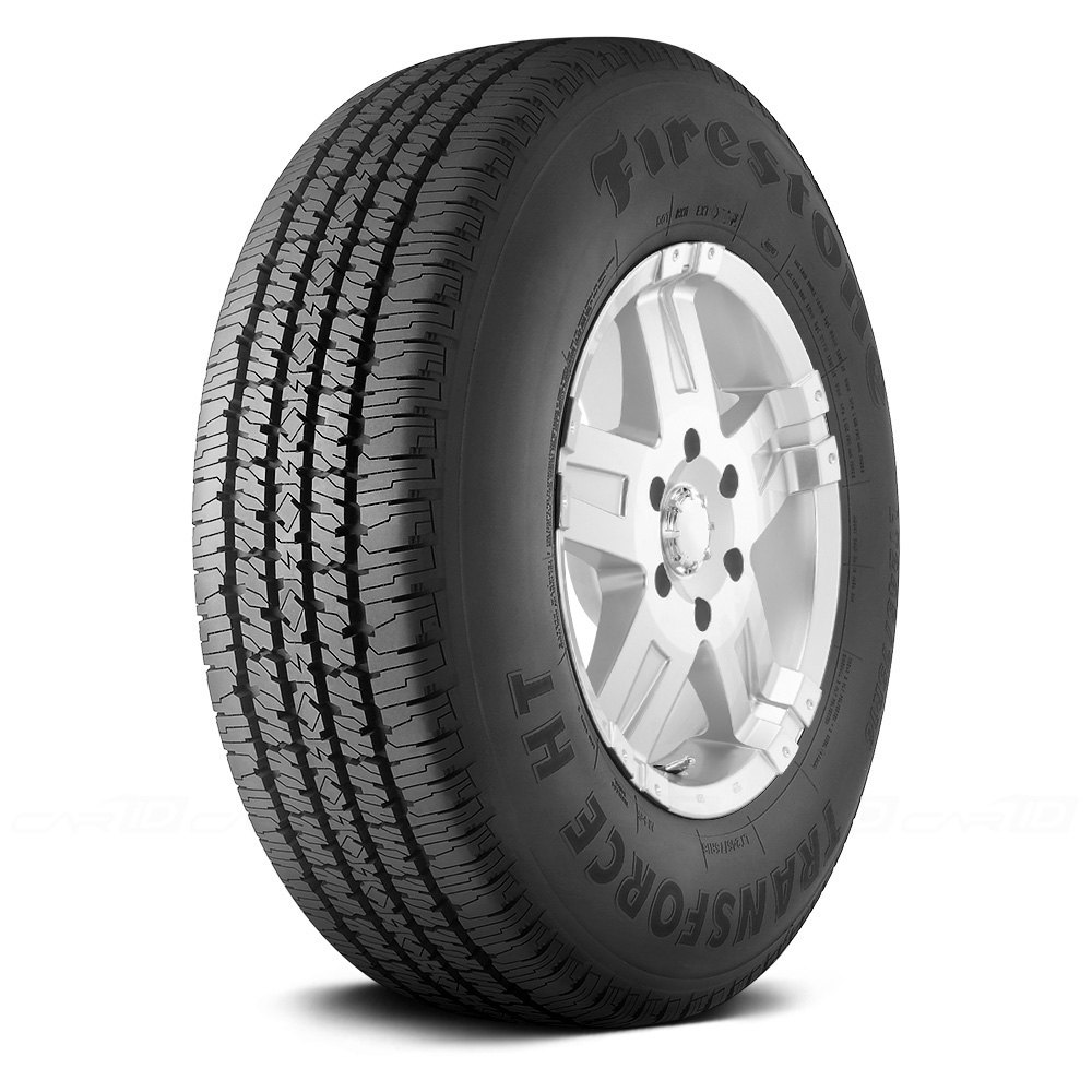 Transforce HT - LT235/65R16 121R 10 Ply