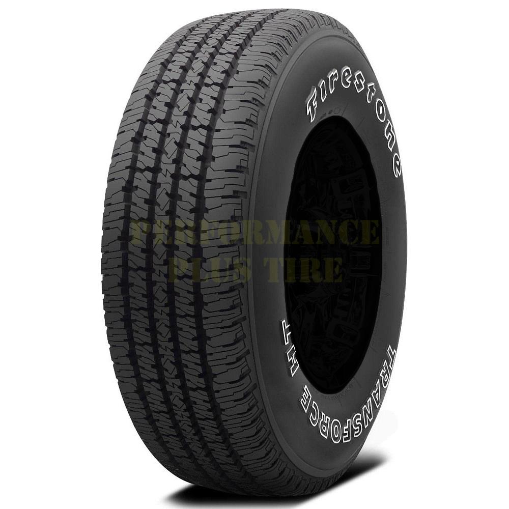 Firestone Tires Transforce HT Light Truck/SUV Highway All Season Tire