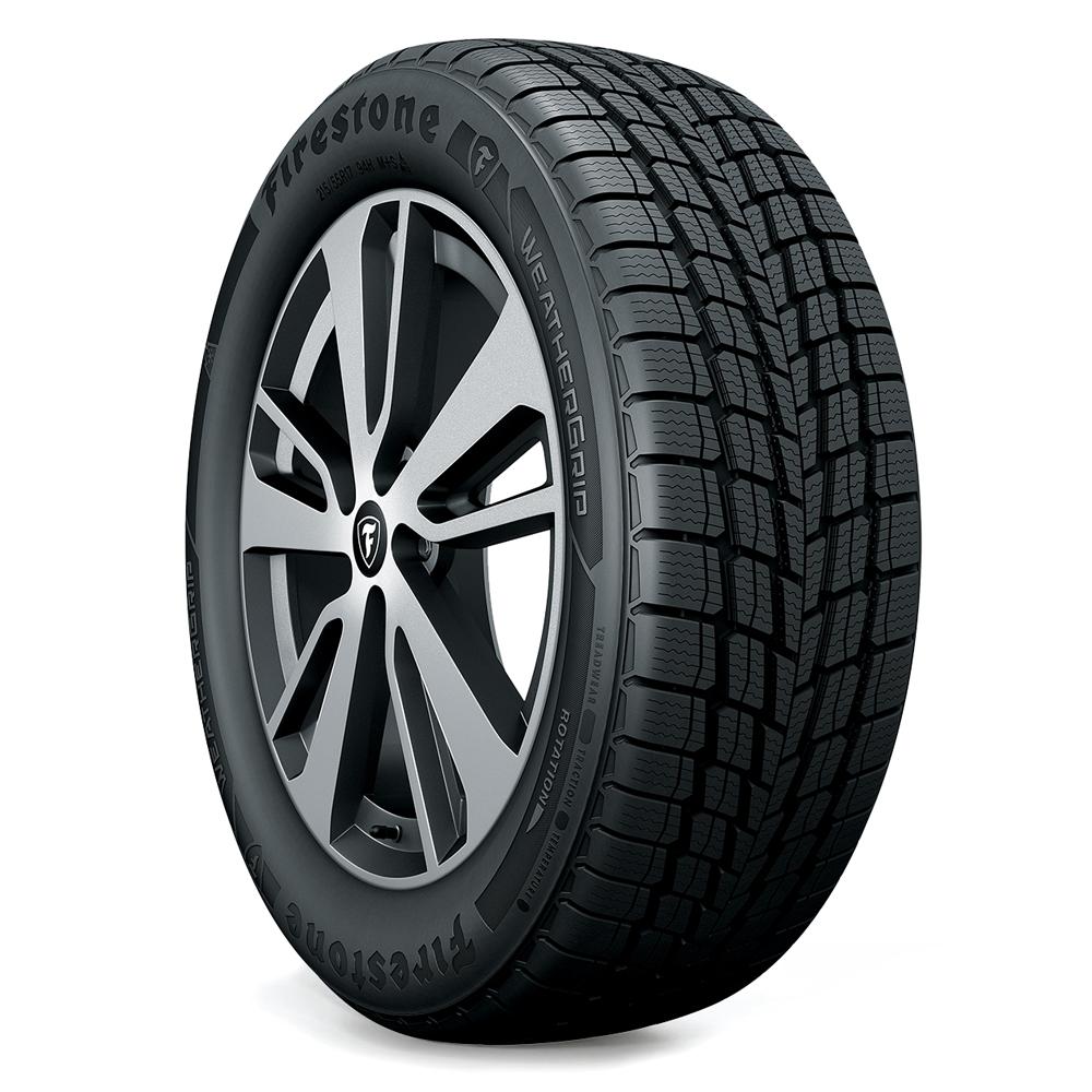 Firestone Tires Weathergrip Passenger All Season Tire