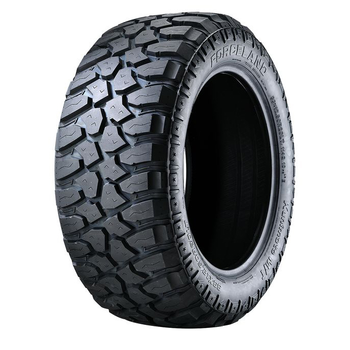Forceland Tires Kunimoto M/T Light Truck/SUV Mud Terrain Tire