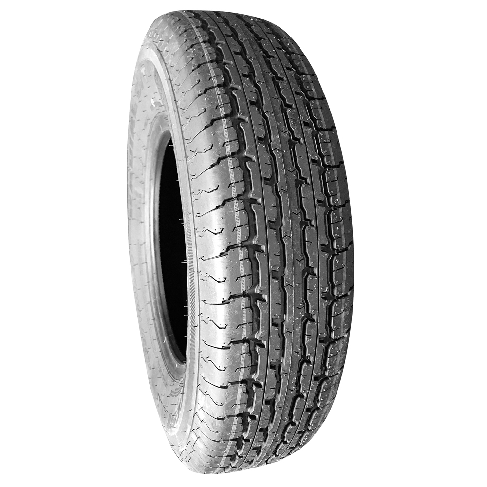 Freestar Tires FS-110 Radial Trailer Tire - ST205/75R14 100/96L 6 Ply