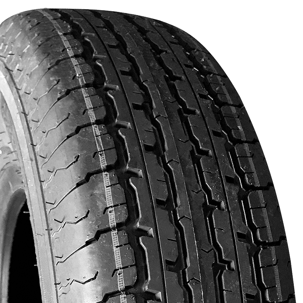 Freestar Tires FS-110 Radial Trailer Tire - ST215/75R14 102/98L 6 Ply