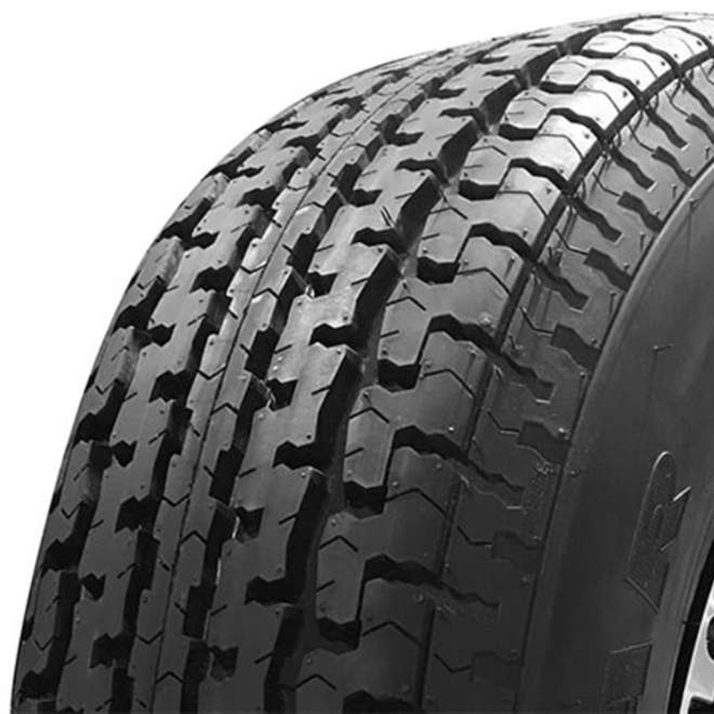 Freestar Tires M-108+ Trailer Tire - ST225/75R15 117/112L 10 Ply