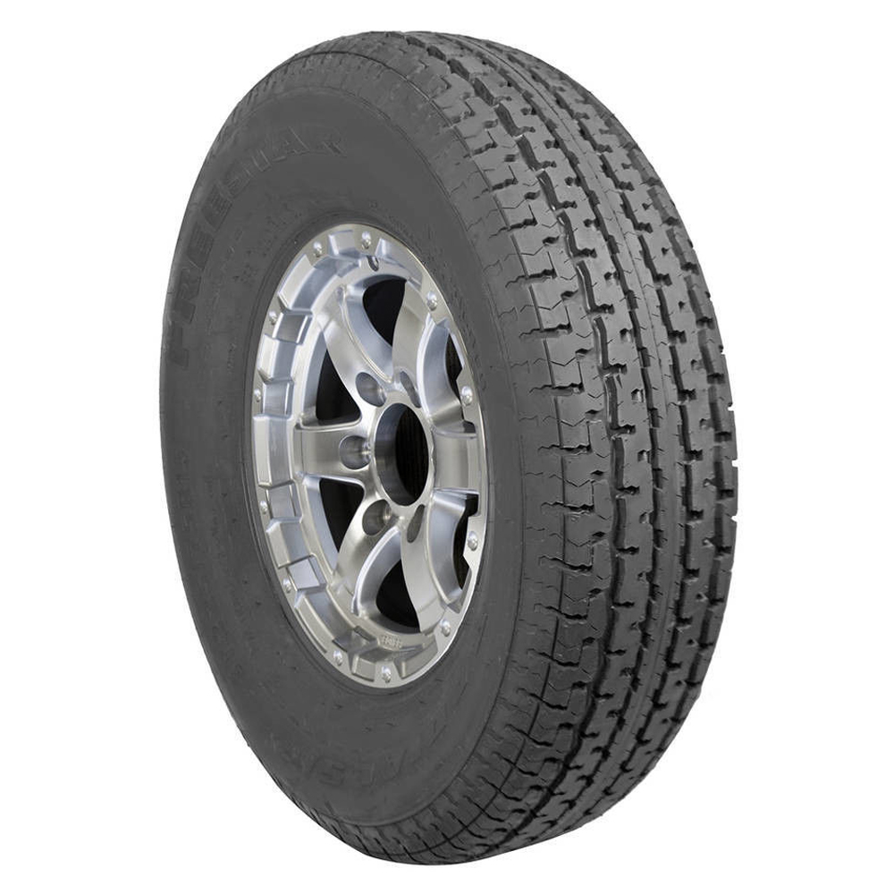 Freestar Tires M-108 Radial Trailer Tire - ST215/75R14 102/98J 6 Ply