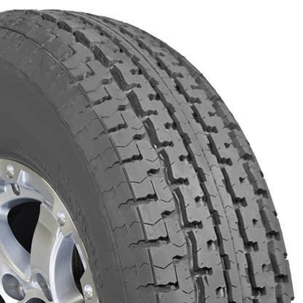 Freestar Tires M-108 Radial Trailer Tire - ST205/75R14 100/96J 6 Ply