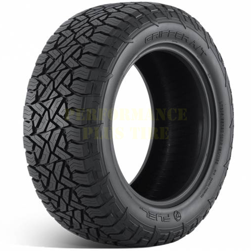Fuel Tires Gripper A/T Light Truck/SUV All Terrain/Mud Terrain Hybrid Tire - LT285/50R22 124/121S 10 Ply