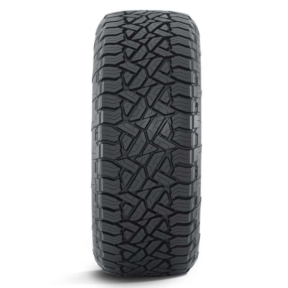 Fuel Tires Gripper A/T Light Truck/SUV All Terrain/Mud Terrain Hybrid Tire - LT285/40R28 117/114R 10 Ply