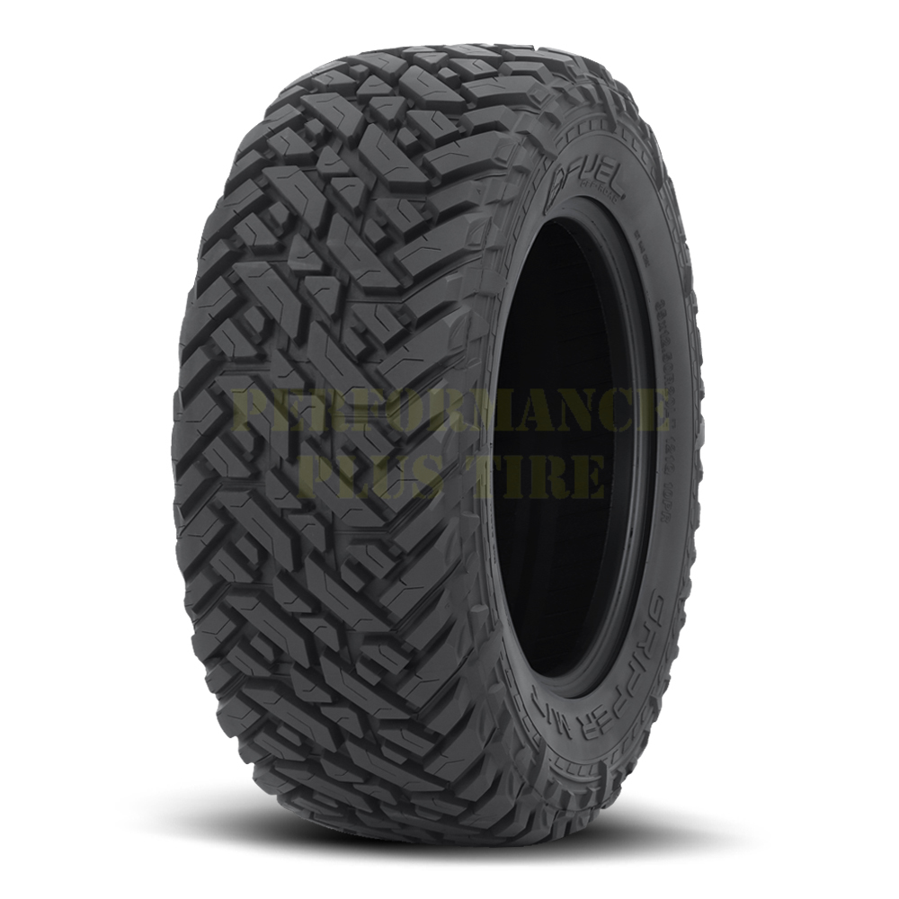 Fuel Tires Gripper M/T Light Truck/SUV Mud Terrain Tire - 40x16.50R28LT 126P 10 Ply