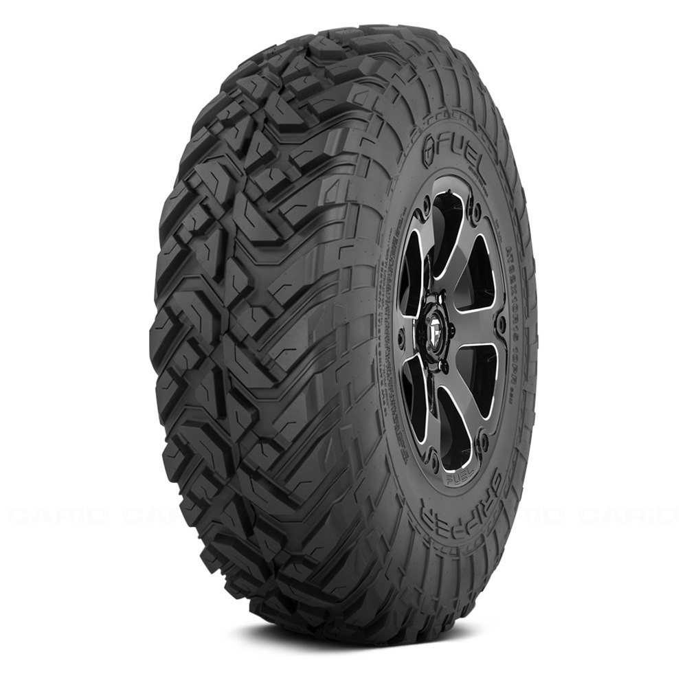 Fuel UTV Tires Gripper R/T ATV/UTV Tire - 32x10.00R15 126P 10 Ply