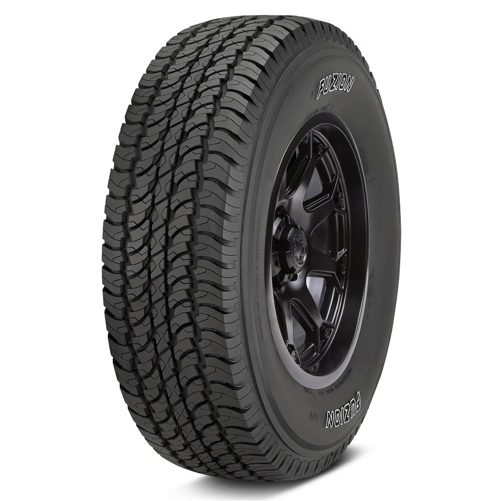 Fuzion Tires A/T Passenger All Season Tire