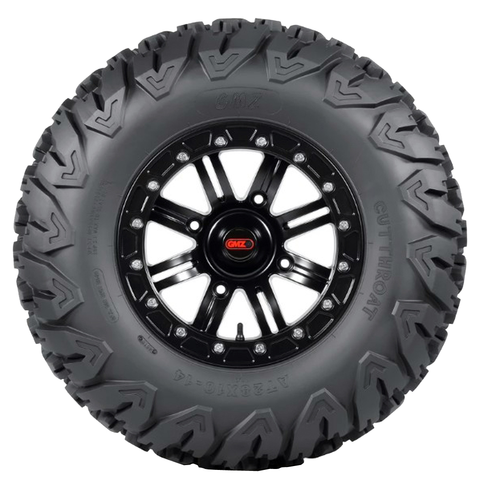 GMZ Race Products Tires Cutthroat ATV/UTV Tire