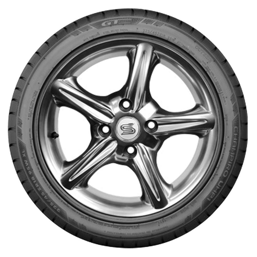 GT Radial Tires Champiro UHP1 - 215/40R17XL 87W