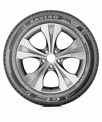 GT Radial Tires Savero SUV Light Truck/SUV Highway All Season Tire
