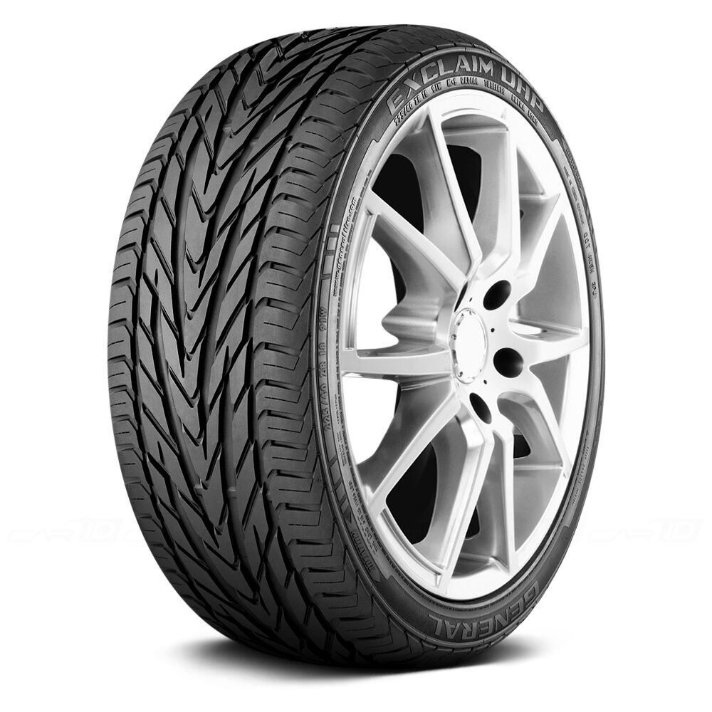 General Tires Exclaim UHP Passenger Summer Tire - 235/30ZR20XL 88W
