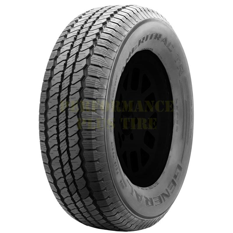 General Tires Ameritrac TR Light Truck/SUV Highway All Season Tire