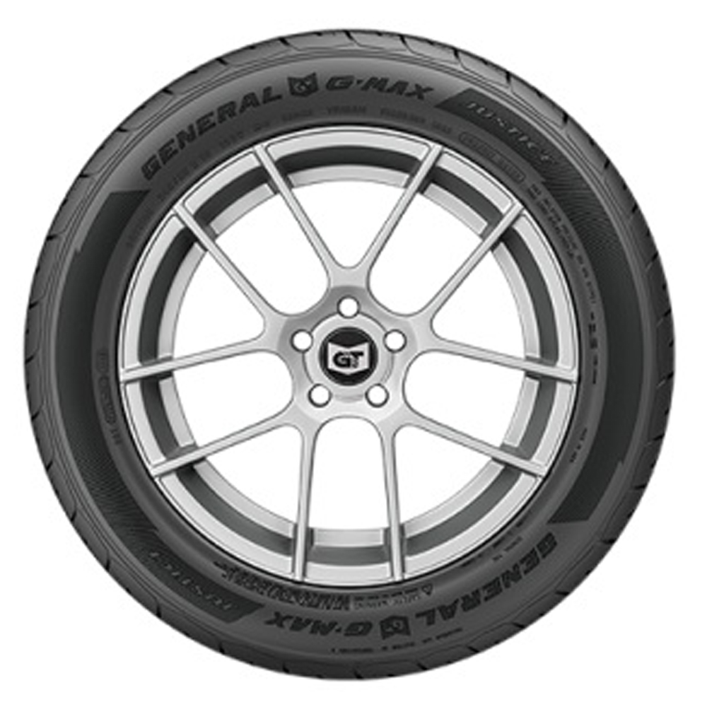 General Tires G-MAX Justice Passenger Summer Tire - 245/55R18 103V